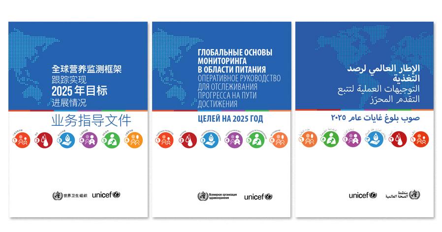 GLOBAL NUTRITION MONITORING FRAMEWORK